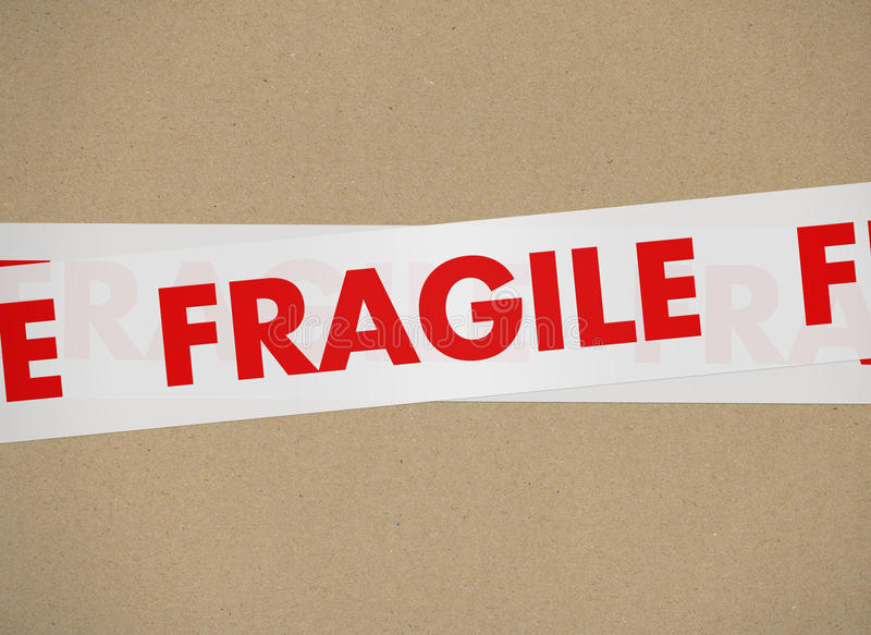 Download Cardboard - Fragile stock photo. Image of moving, delicate - 22118238