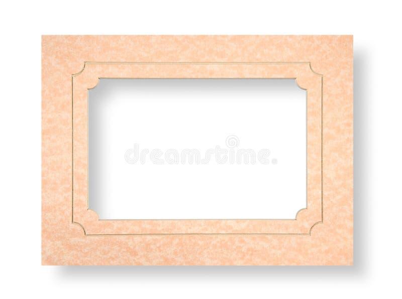 Download Cardboard Passepartout Royalty Free Stock Photos - Image: 30769468