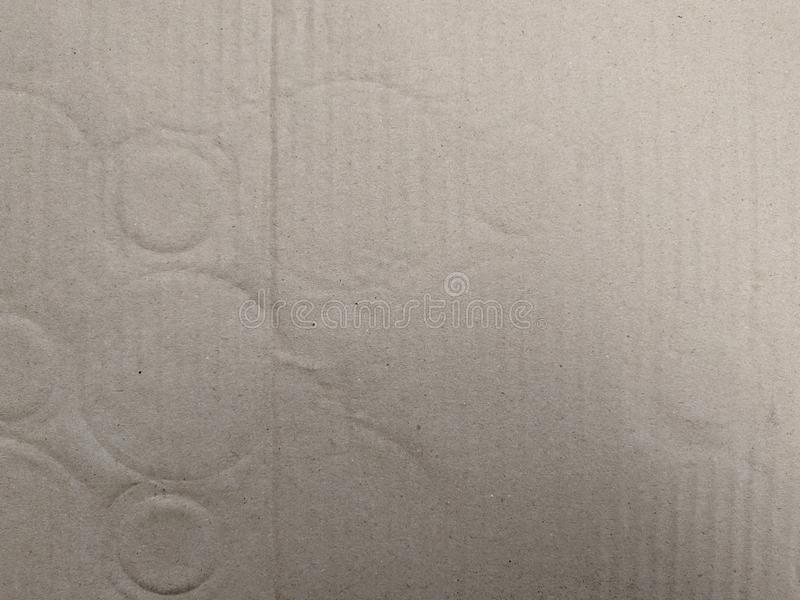 Cardboard surface texture stock photography