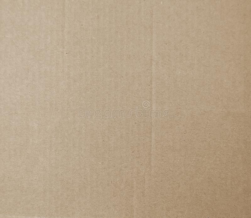 Cardboard texture background royalty free stock image