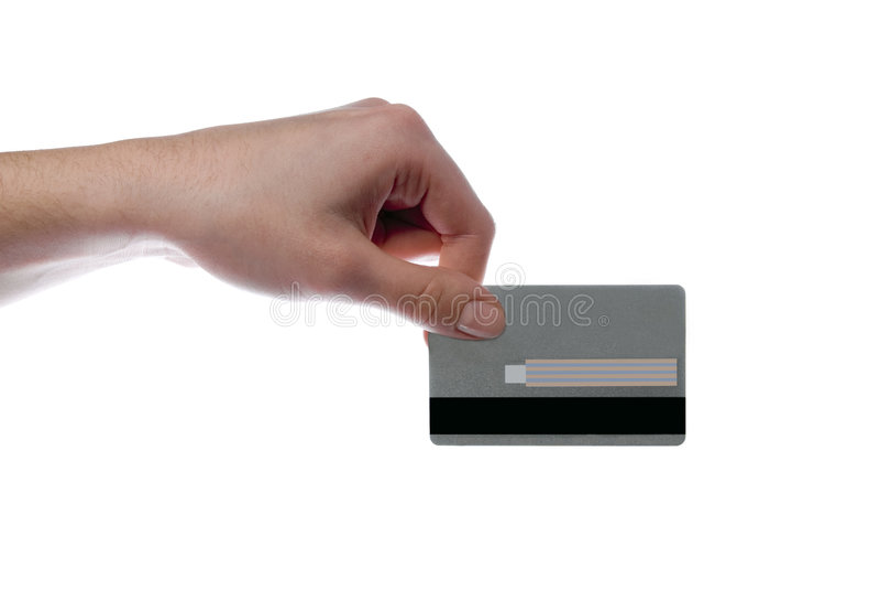 cardez le crédit photo stock