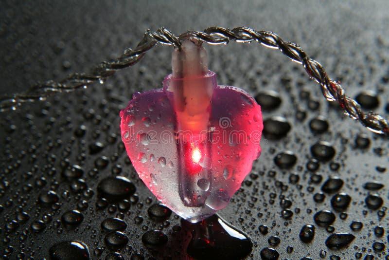 Cardiac pain royalty free stock image