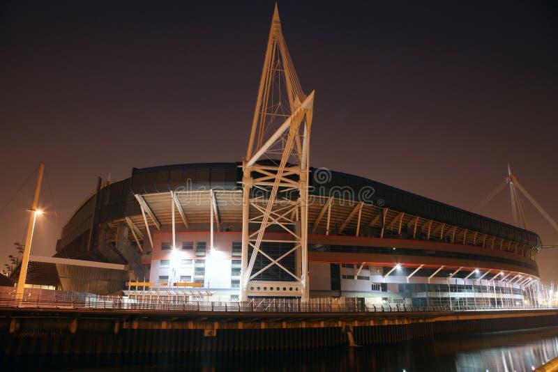 Download Cardiff  Millennium Stadium Royalty Free Stock Image - Image: 21231656