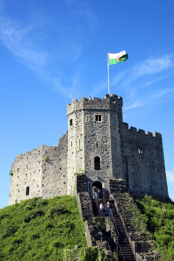 Cardiff, Wales fotos de stock royalty free