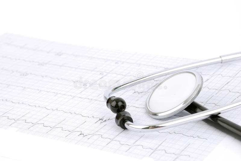 Download Cardiogram Stock Photography - Image: 20404772