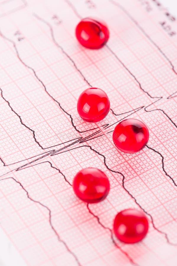Cardiology fotografering för bildbyråer