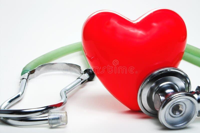 Cardiology arkivfoton