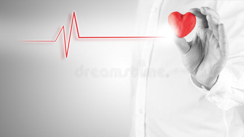 Cardiology cocnept royalty free stock photography