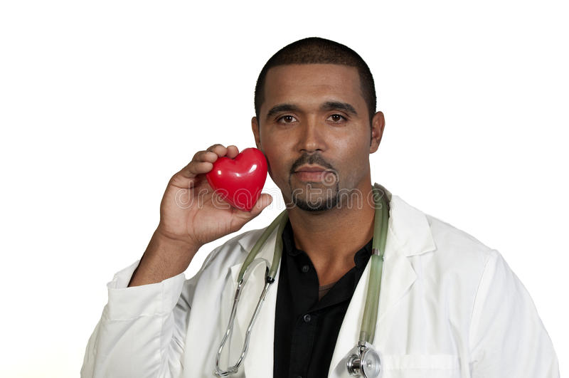 Cardioloog stock afbeelding