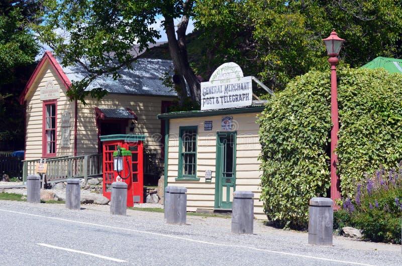 Cardrona - Nova Zelândia fotos de stock