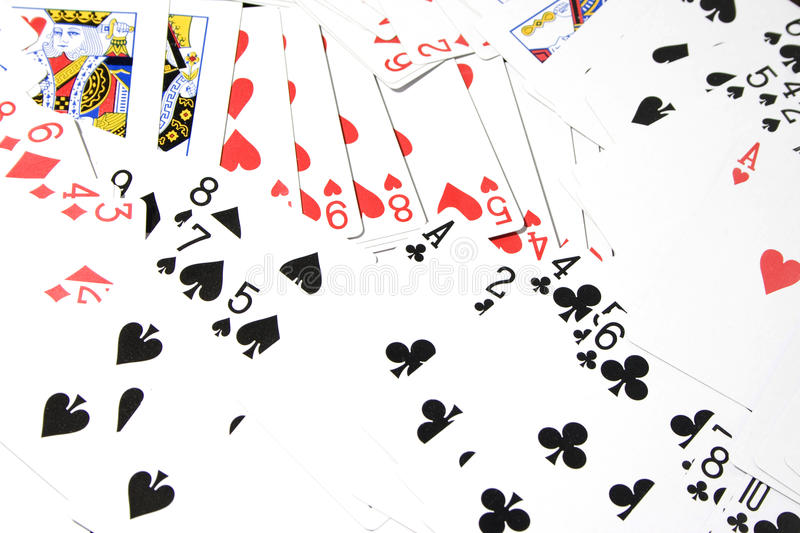 Download Cards stock image. Image of white, paper, lucky, thirteen - 17448781