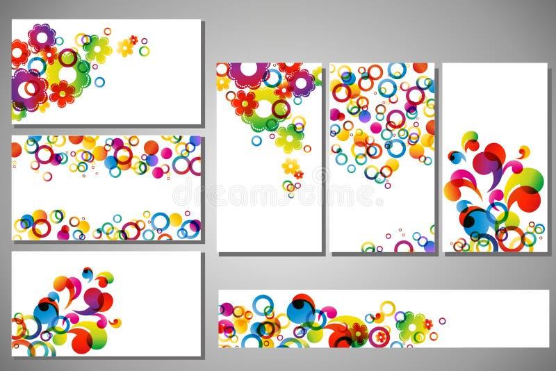 Cards stock illustration