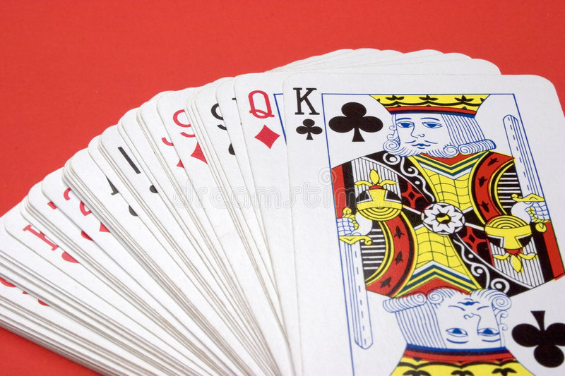 Cards stock images