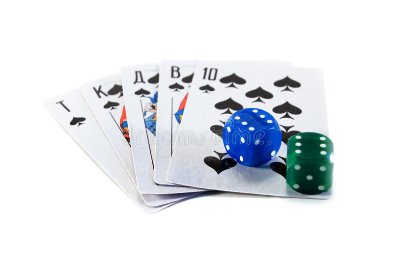 Cards Stock Photo