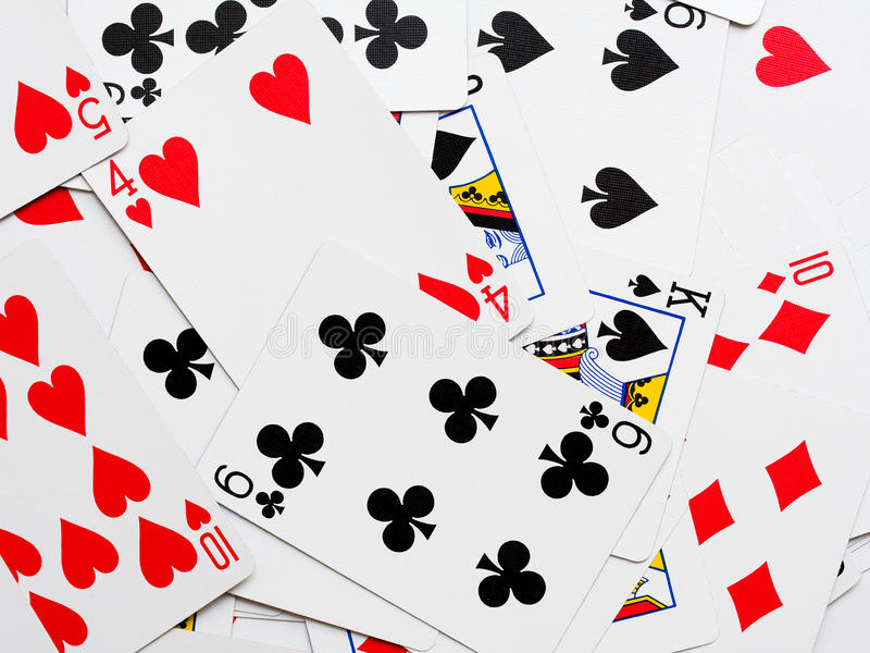 Cards Royalty Free Stock Images