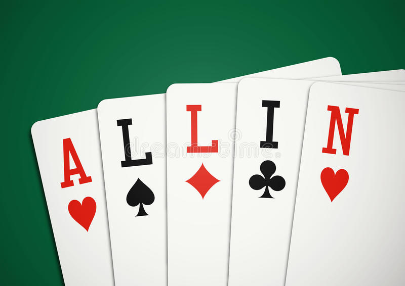 Cards All In Stock Photography
