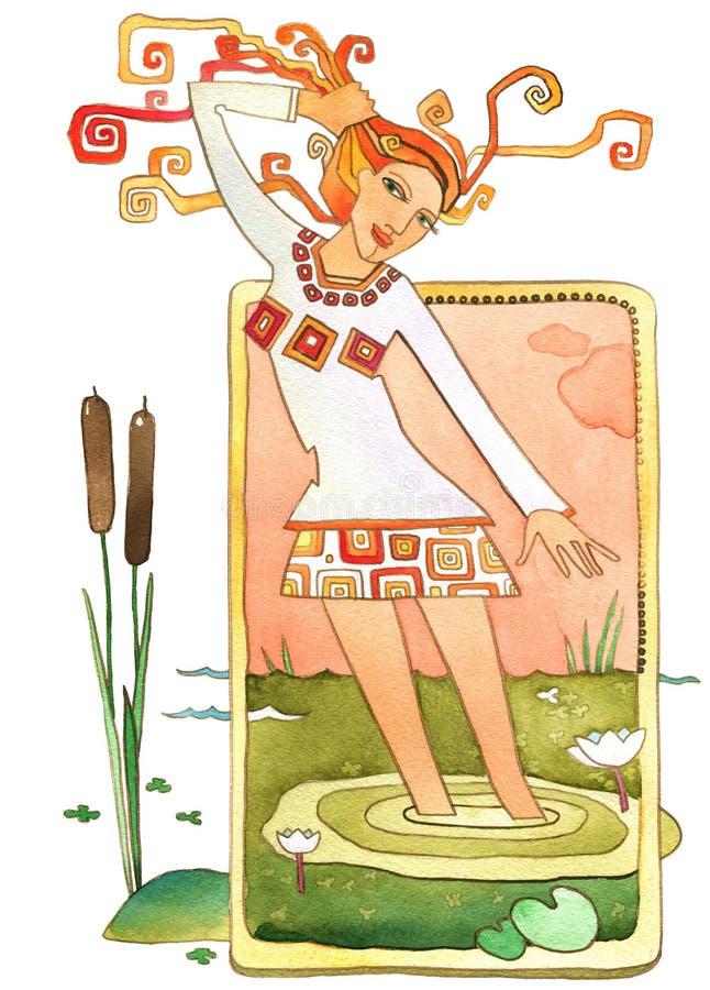 Cards-2 stock de ilustración