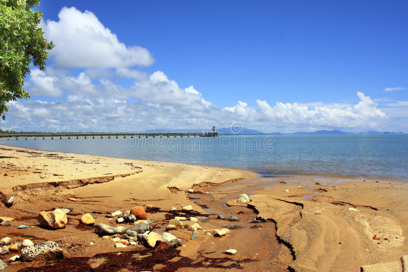 Cardwell Austrália foto de stock