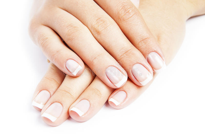 Download Care For Sensuality Woman Nails Stock Image - Image: 28693411