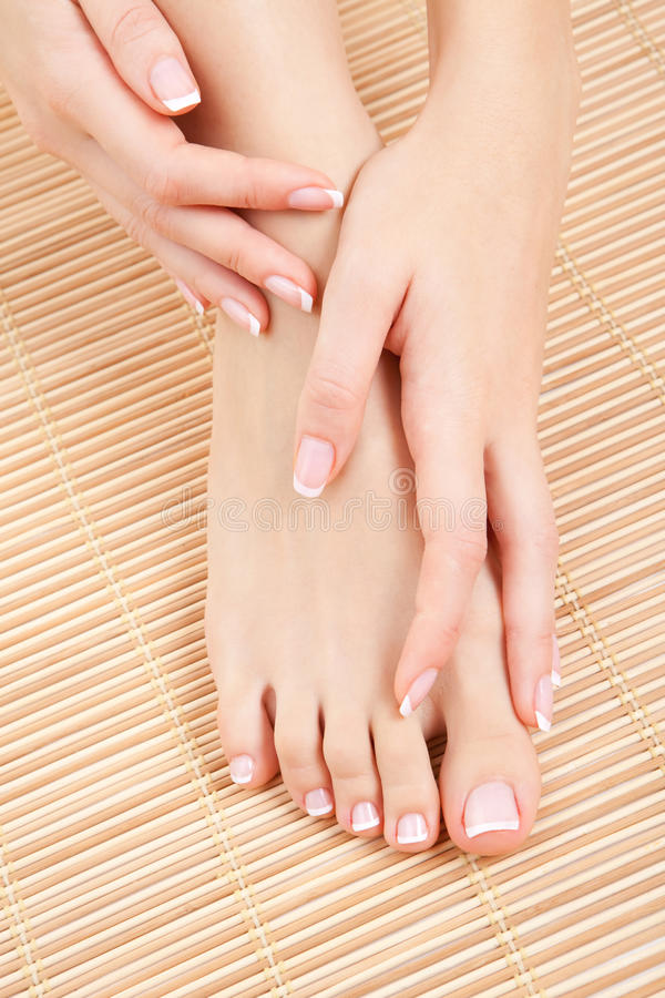 Download Care for woman nails stock photo. Image of gentile, cosmetic - 11645952