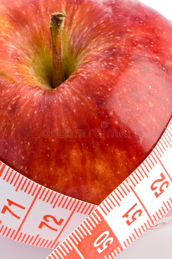 Download Care Your Figure And Your Health Stock Image - Image of centimeter, diet: 6257897