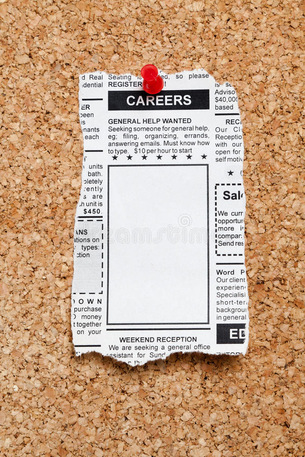 Download Career Ad stock photo. Image of communication, message - 36402828