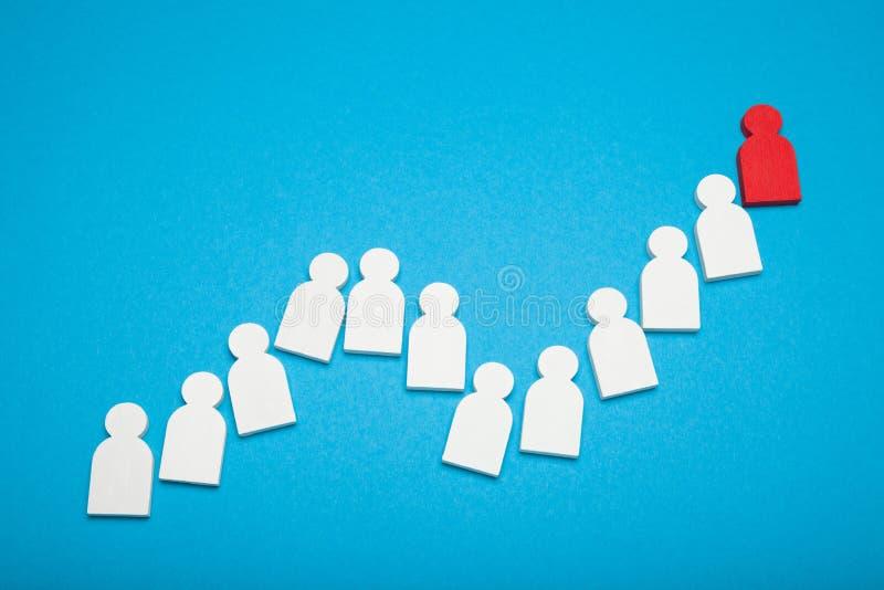 Career concept, job recruit. Fair talent wanted.  royalty free stock photo