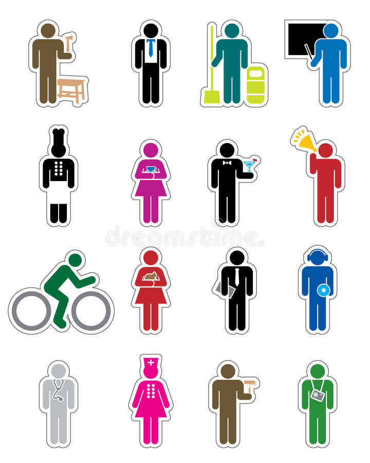 Download Career Icon Royalty Free Stock Photo - Image: 6910845