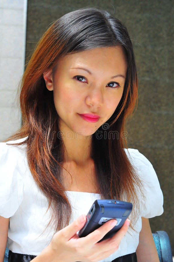 Download Career Modern Woman stock image. Image of look, taiwanese - 7960561