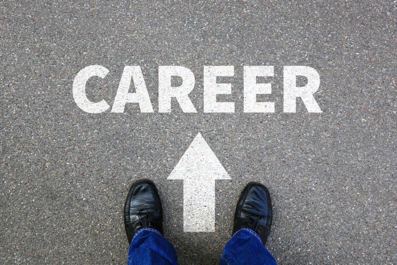 Career opportunities goals success successful rich businessman b stock photos