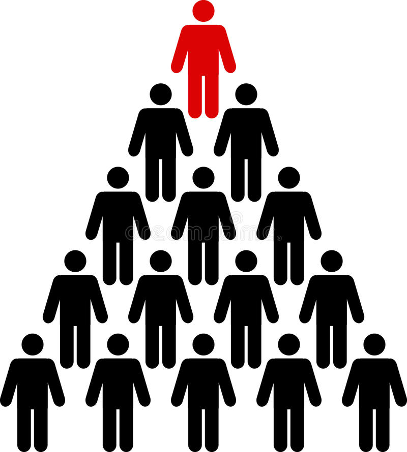 Career Opportunity. People on a white background vector illustration