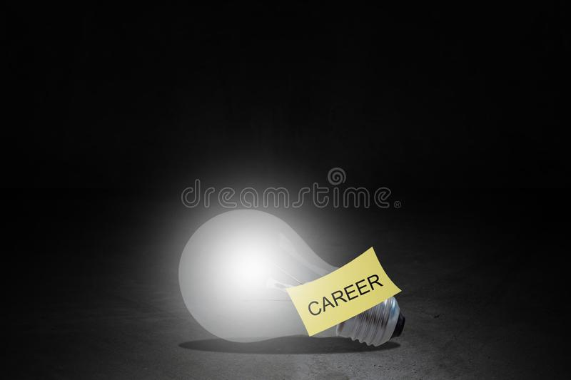 Career Path Concept royalty free stock photo