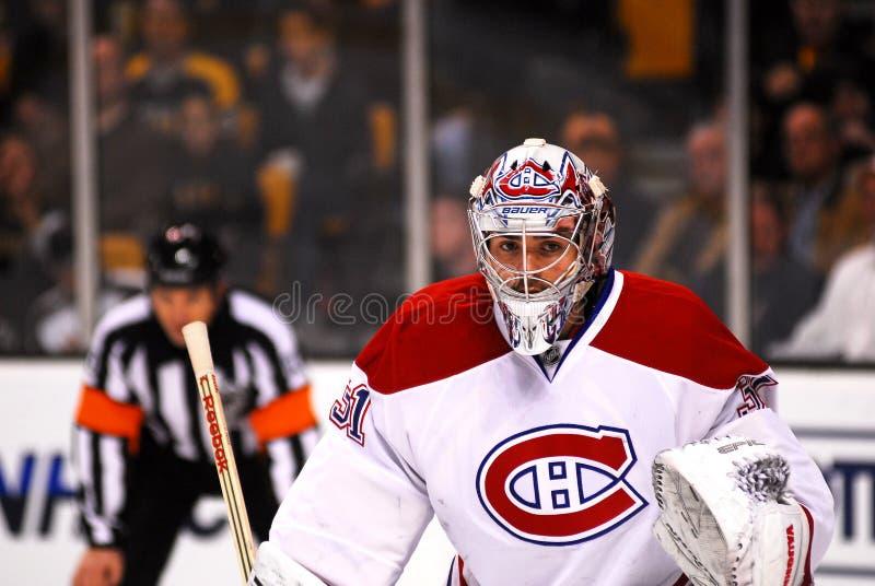 Carey Price Montreal Canadiens. Montreal Canadiens goaltender Carey Price #31 stock photography