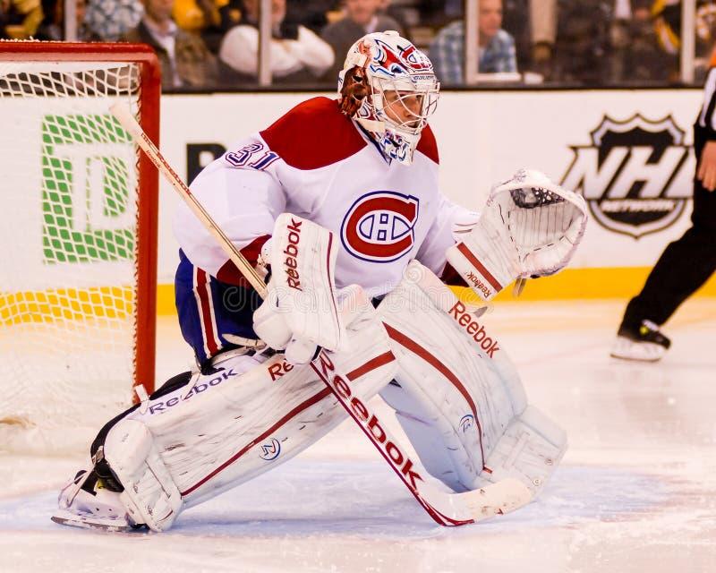 Carey Price Montreal Canadiens imágenes de archivo libres de regalías