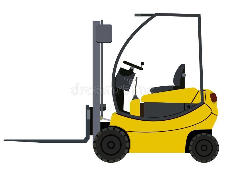 cargador ilustración del vector