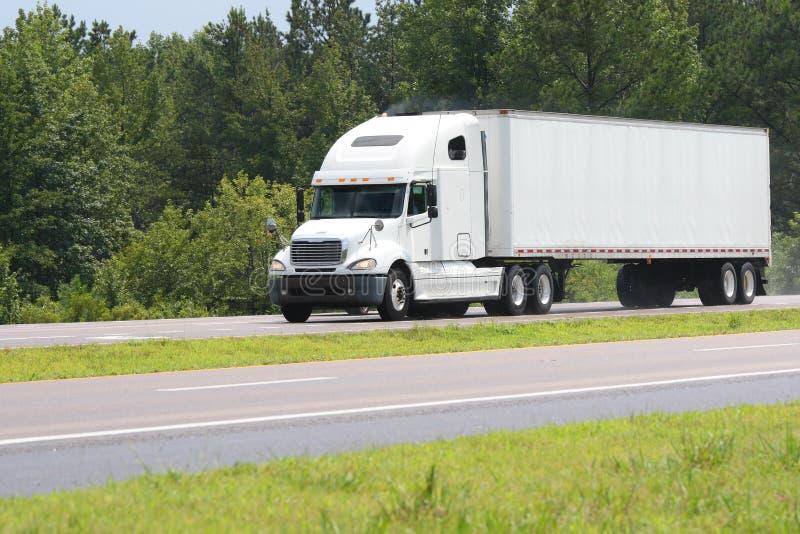 Cargaison de camion photo stock