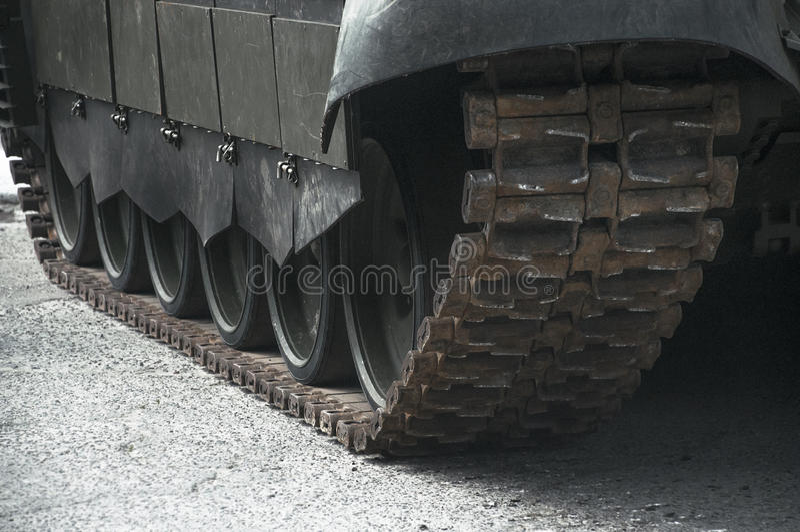 Cargaison, voiture, arme à feu de machine militaire d'arme de réservoir de camion grande photos libres de droits