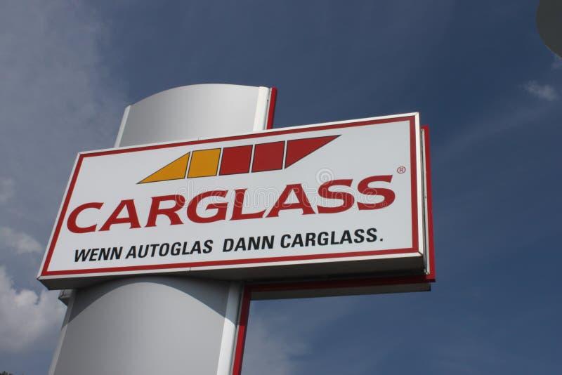 Carglass Pylon stock images