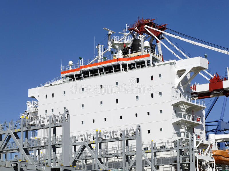 Download Cargo stock photo. Image of seacraft, engine, derrick - 13276504