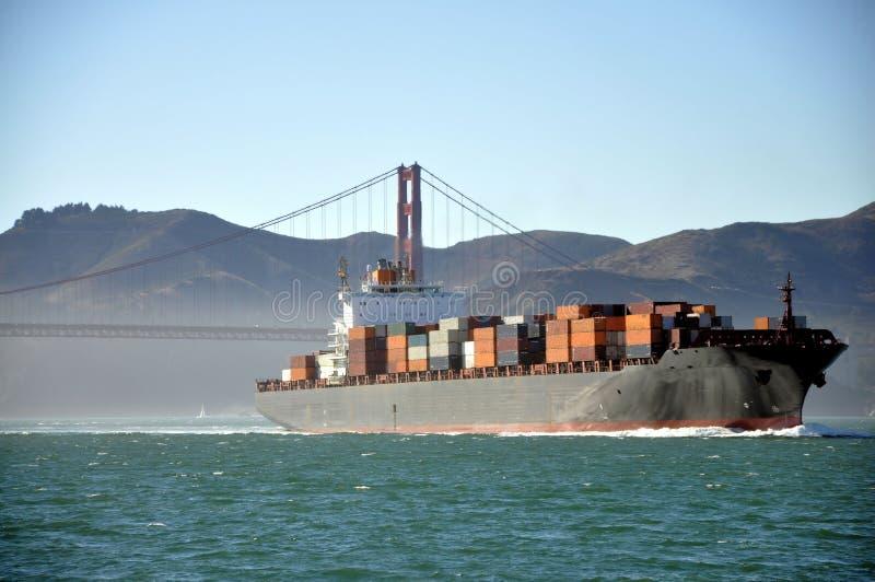 Cargo photographie stock libre de droits