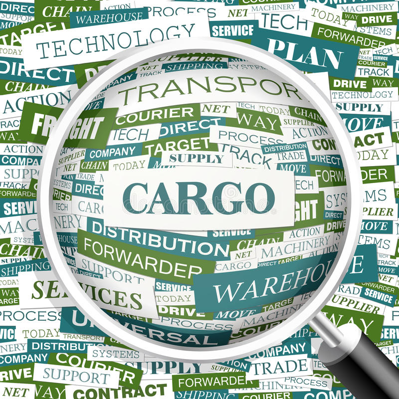 CARGO vector illustration