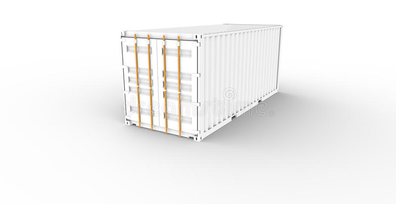 Download Cargo Container Stock Images - Image: 18830904
