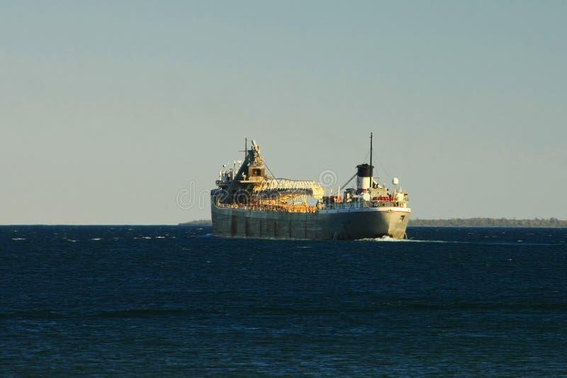 Cargo de Great Lakes photos stock