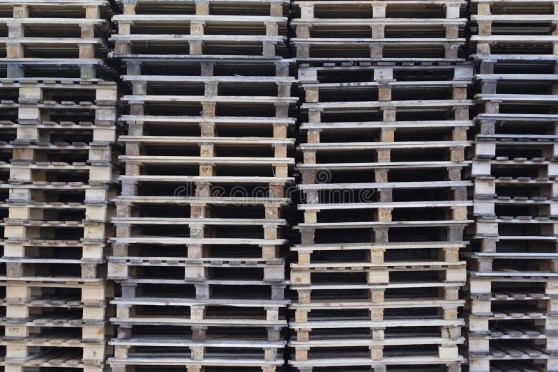 Download Cargo Pallets, Landscape Format Stock Image - Image of despatch, palettes: 469979
