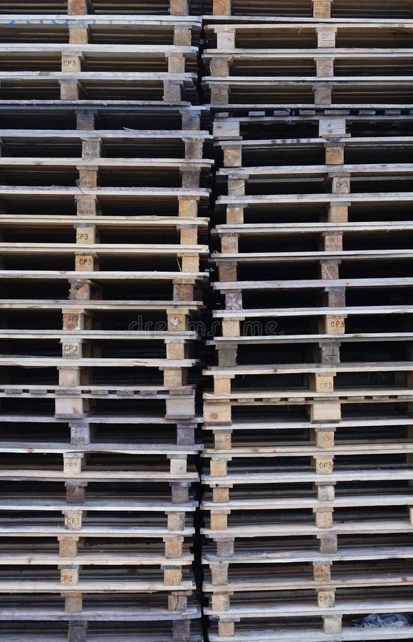 Download Cargo Pallets, Portrait Format Stock Image - Image of stuartkey, package: 469981