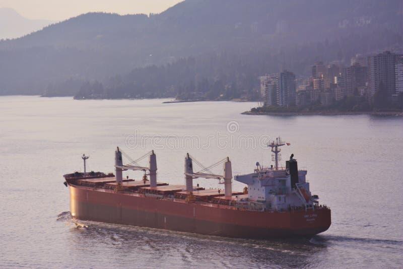 Cargo SBI Lyra images libres de droits