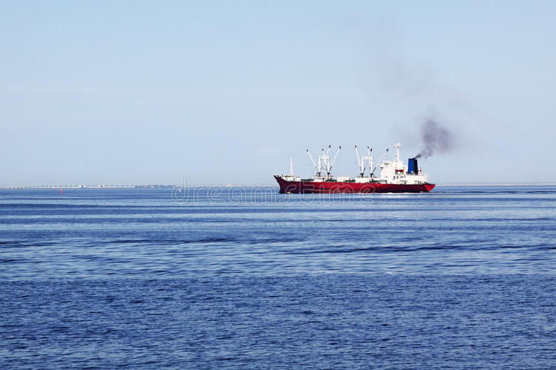 Download Cargo Ship Stock Image - Image: 23813531