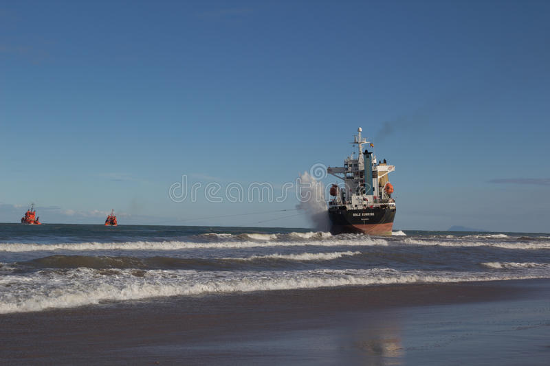 Download Cargo Ship Editorial Photography - Image: 27154187
