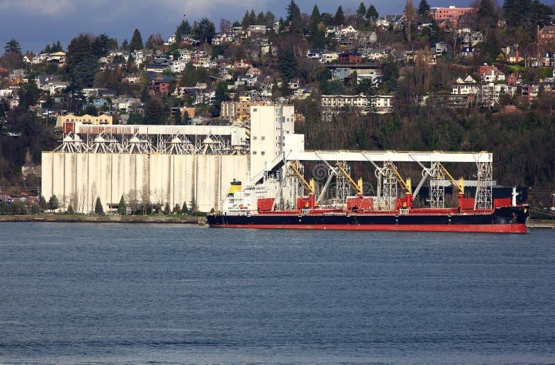 Granary Ship stock photography