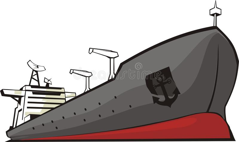 Download Cargo Tanker Royalty Free Stock Photography - Image: 18117587